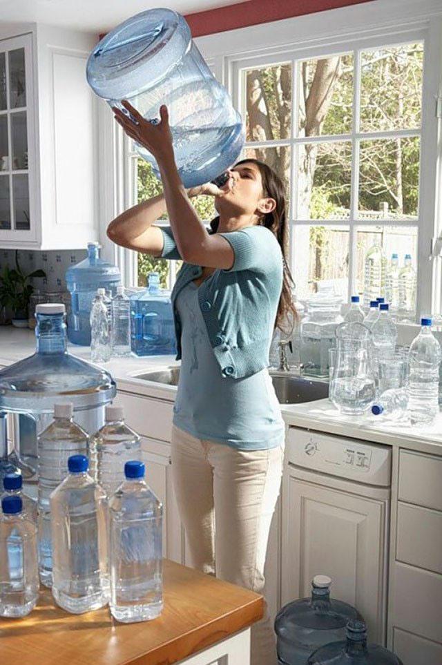 работе прикольные картинки как пить воду для