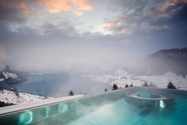 Фото прикол  про басейн