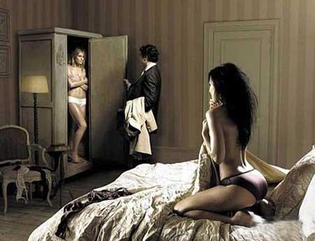 Фото прикол  про коханців та сексуальні меншини