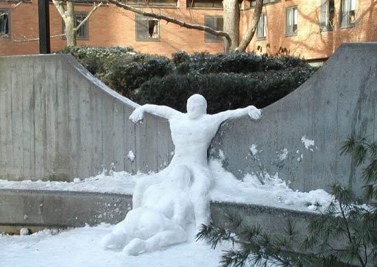 Фото прикол  про зиму вульгарний