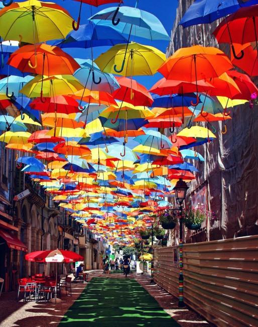 Фото прикол  про парасольку