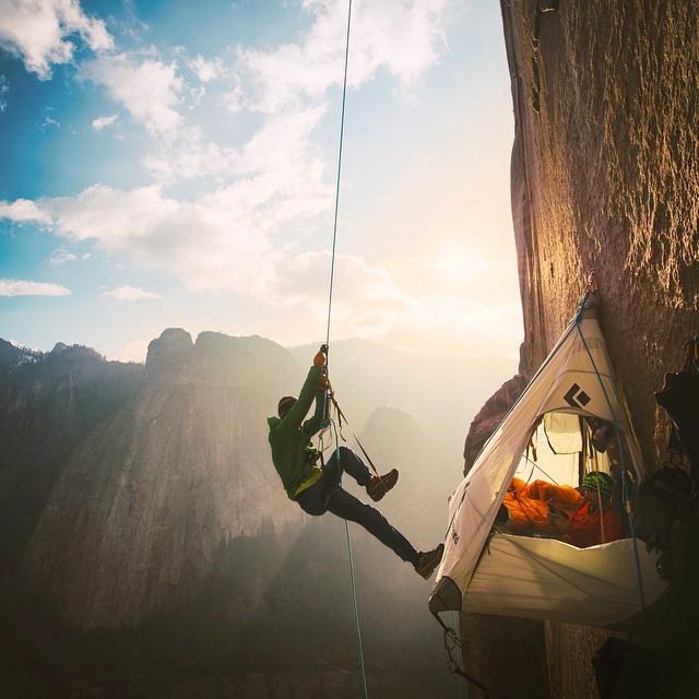 Фото прикол  про альпіністів