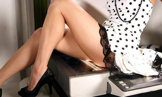 Фото прикол  про ноги вульгарний
