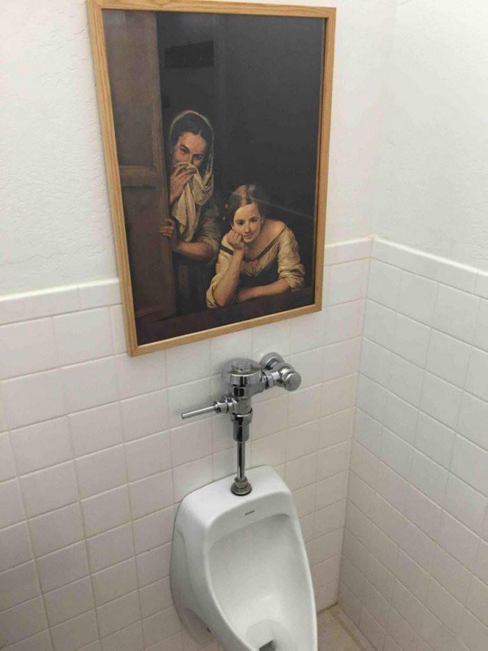 Картинки с приколами с туалетом, дня