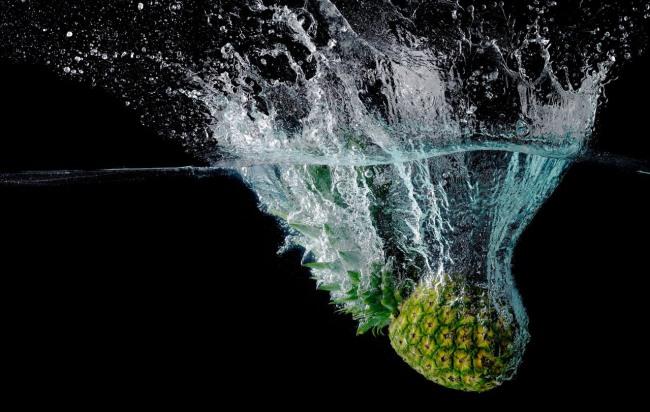 Фото прикол  про ананас