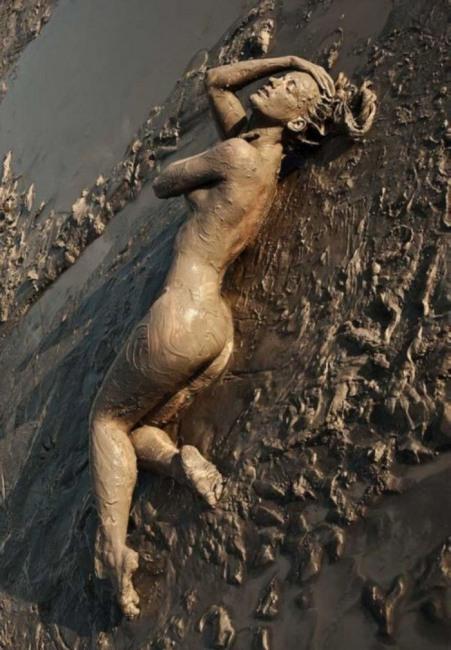 Фото прикол  про бруд, дівчат, роздягнених людей вульгарний